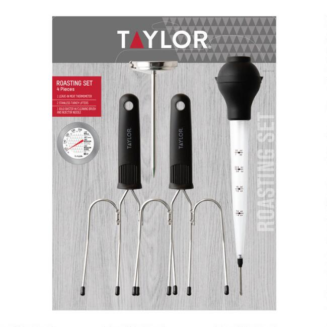 Taylor Turkey Roasting Set 4 Piece