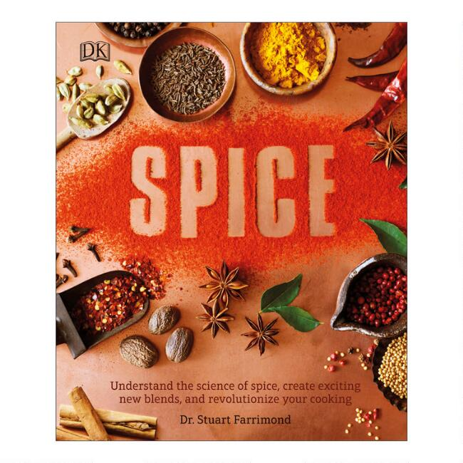 Spice Cookbook