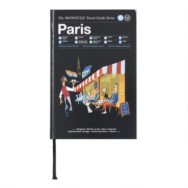 Monocle Paris Travel Guide