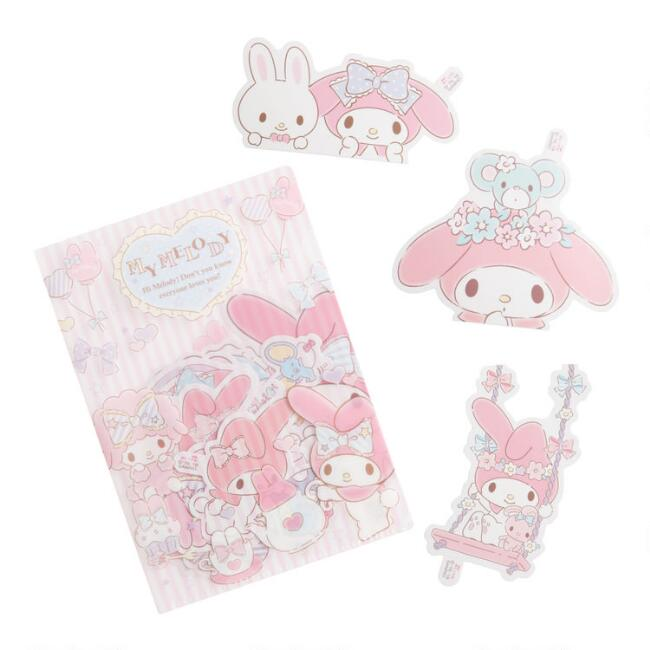My Melody Decor Sticker Set
