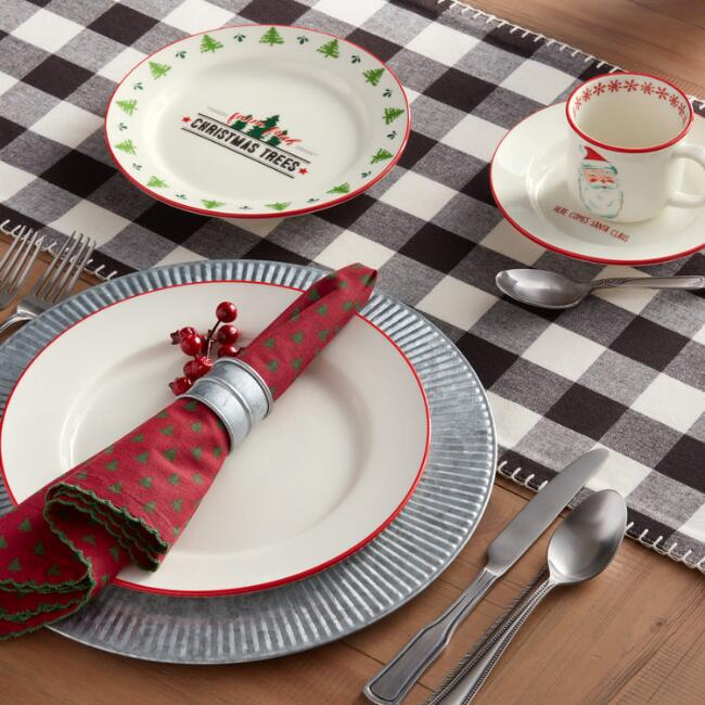 Vintage Holiday Entertaining Collection