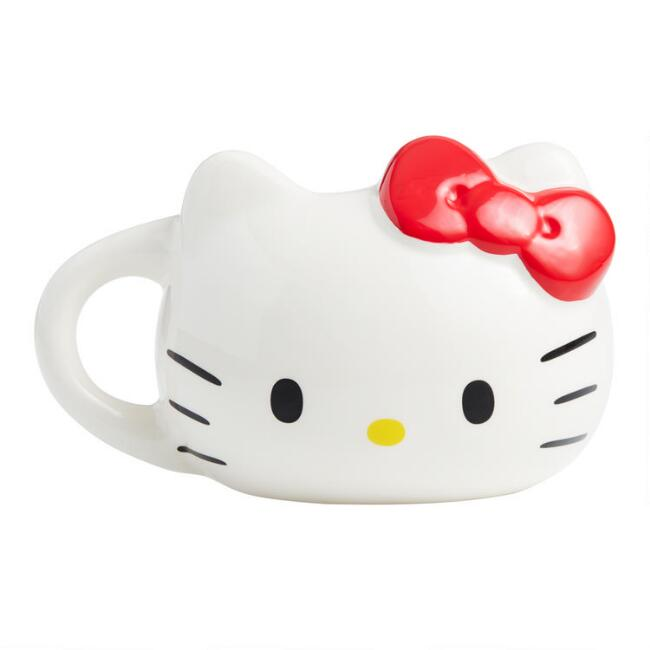 Hello Kitty Figure Mug