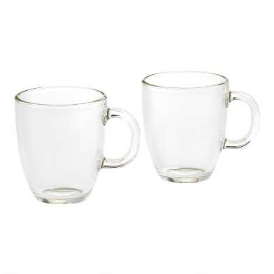 Bodum Bistro Mugs 2 Pack