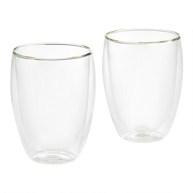 Bodum Pavina Double Wall Glasses 2 Pack