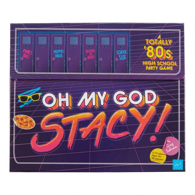 Oh My God Stacy Party Game