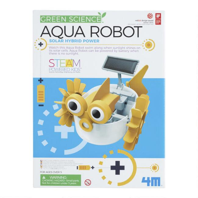 4M Green Science Aqua Robot Kit