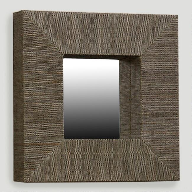 Mendong Square Mirror