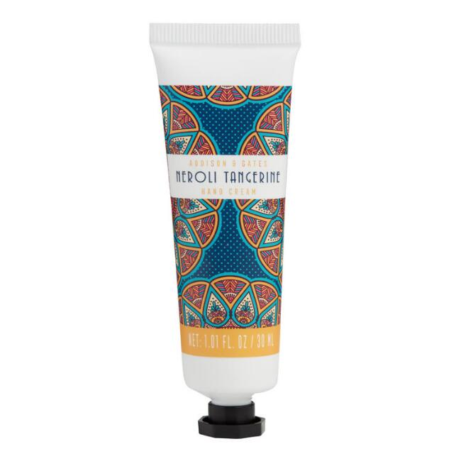A&G Medallion Mini Neroli and Tangerine Hand Creams Set of 3