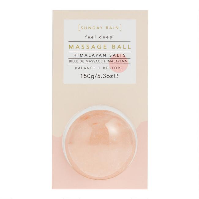 Sunday Rain Himalayan Salt Massage Ball