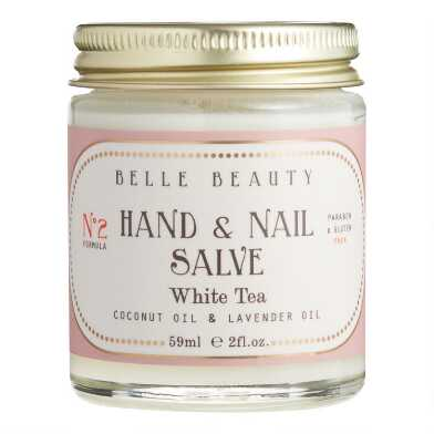 White Tea Hand and Nail Salve