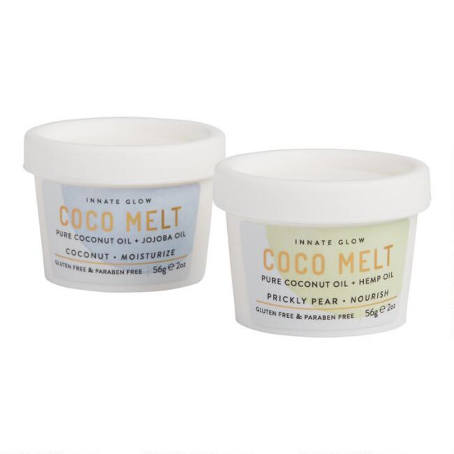 Coco Melt Hair and Body Butter Collection