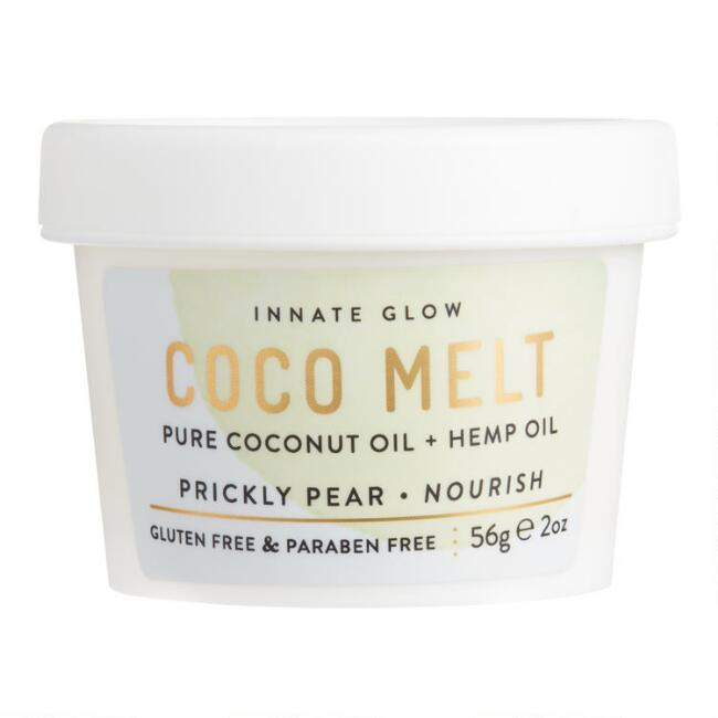 Coco Melt Prickly Pear Hair & Body Butter with Hemp Oil