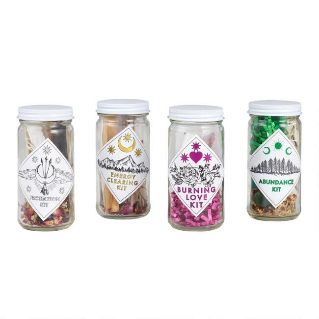 Mystical Jar Kits Set of 4