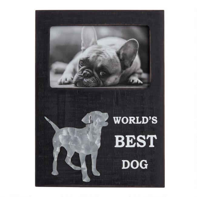 World's Best Dog Frame