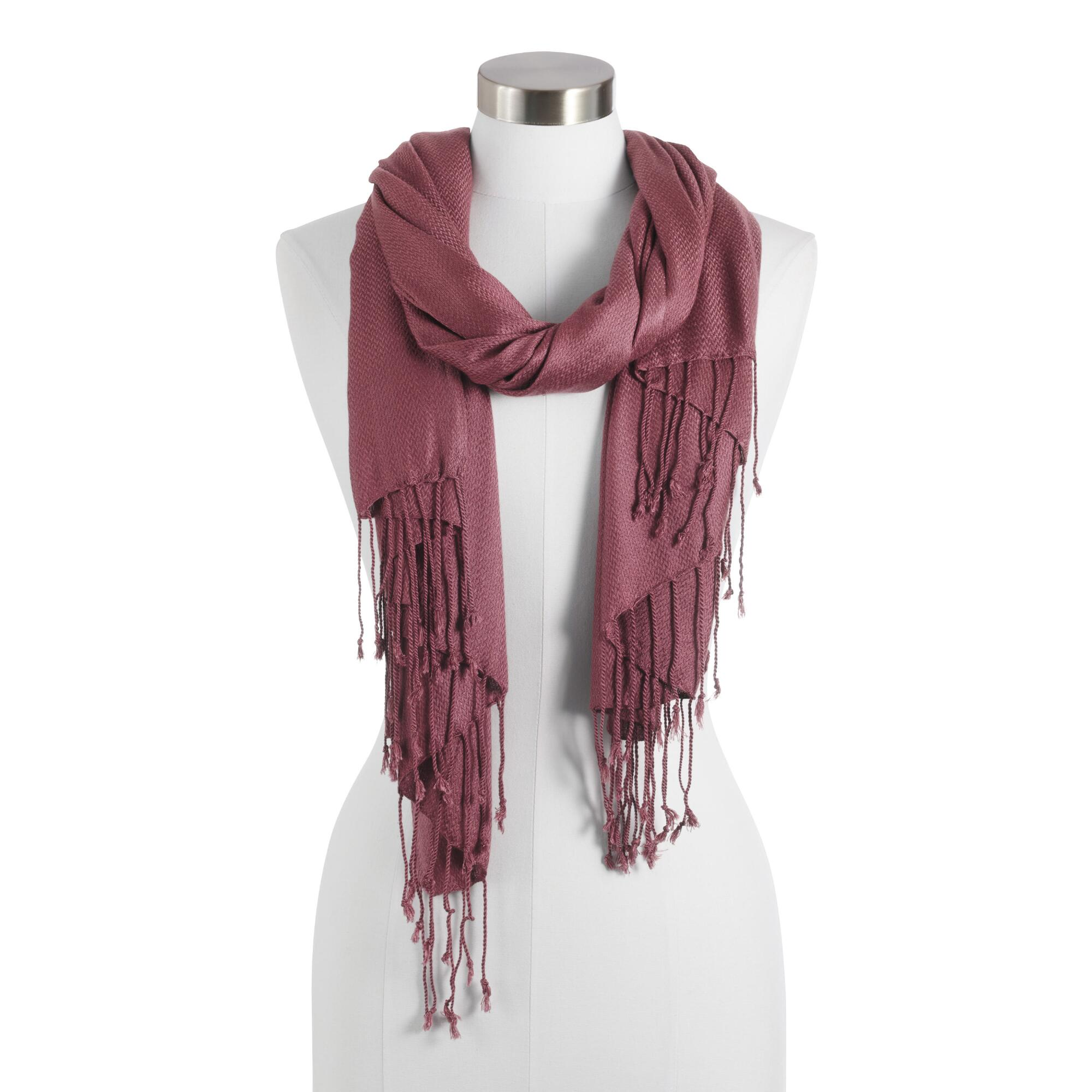 Scarves and Shawls