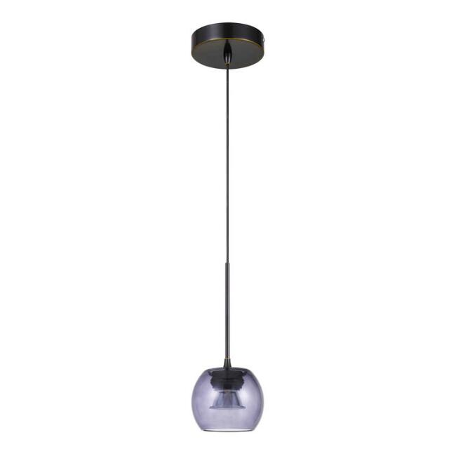 Blue Glass LED Sonny Pendant Lamp