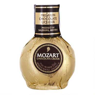 Mozart Mini Chocolate Cream Liqueur
