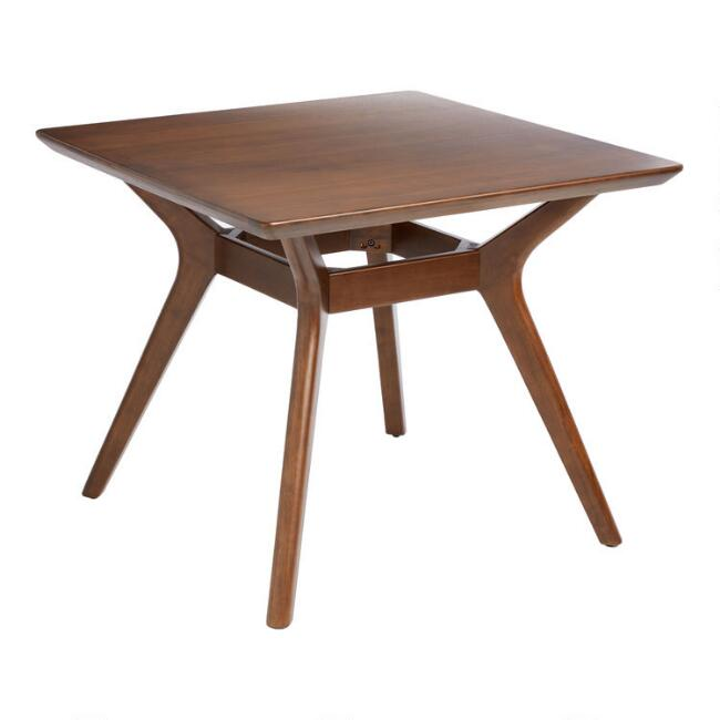 Square Mid Century Edith Dining Table