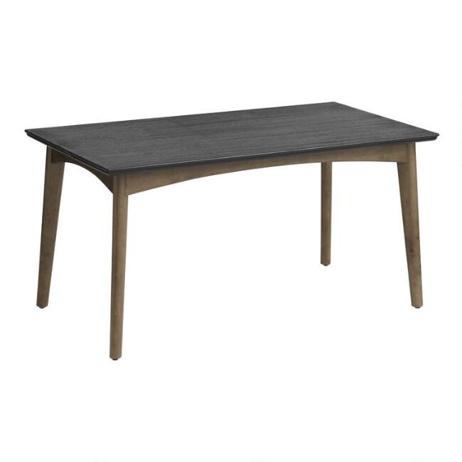 Two Tone Randi Dining Table