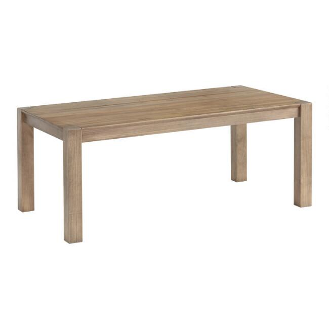 Graywashed Pine Rylie Dining Table