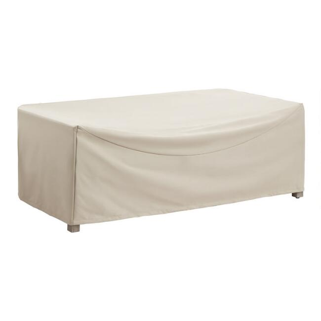 Marciana Outdoor Occasional Bench Cover