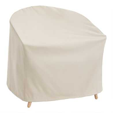 Lenco Outdoor Occasional Chair Cover