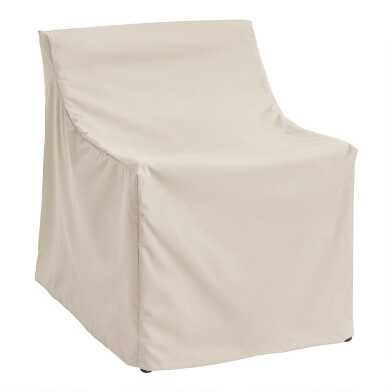 Alvaro Outdoor Occasional Chair Cover