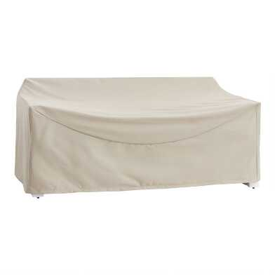 Ravello Outdoor Occasional Bench Cover