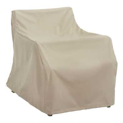 Rapallo Outdoor Lounge Chair Cover