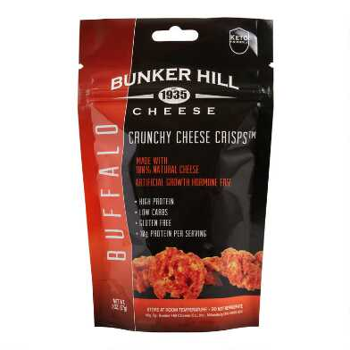 Bunker Hill Buffalo Crunchy Cheese Crisps