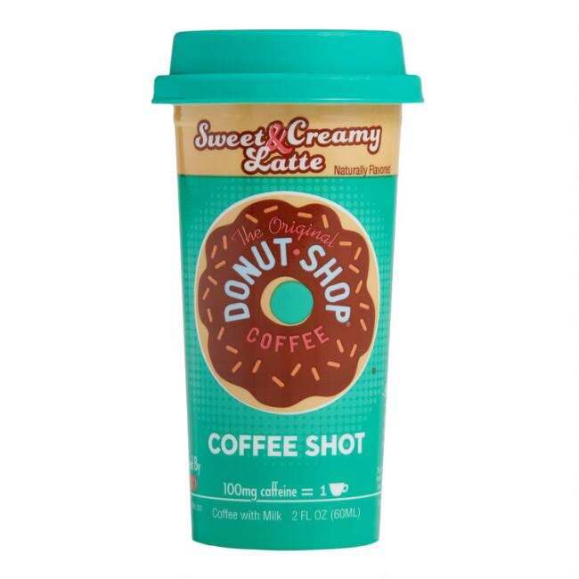 Forto Donut Shop Coffee Shots Set of 12