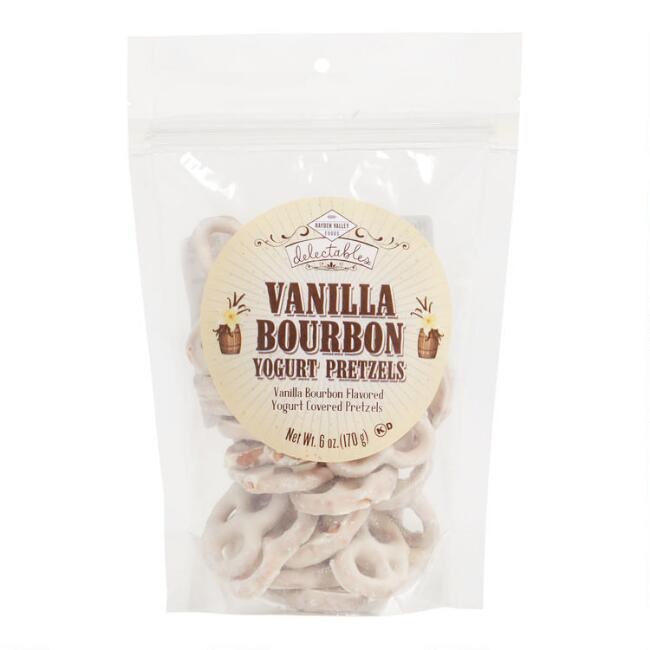 Hayden Valley Vanilla Bourbon Yogurt Pretzels Set of 12