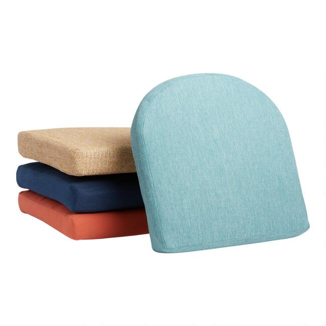 Gusseted Outdoor Chair Cushion