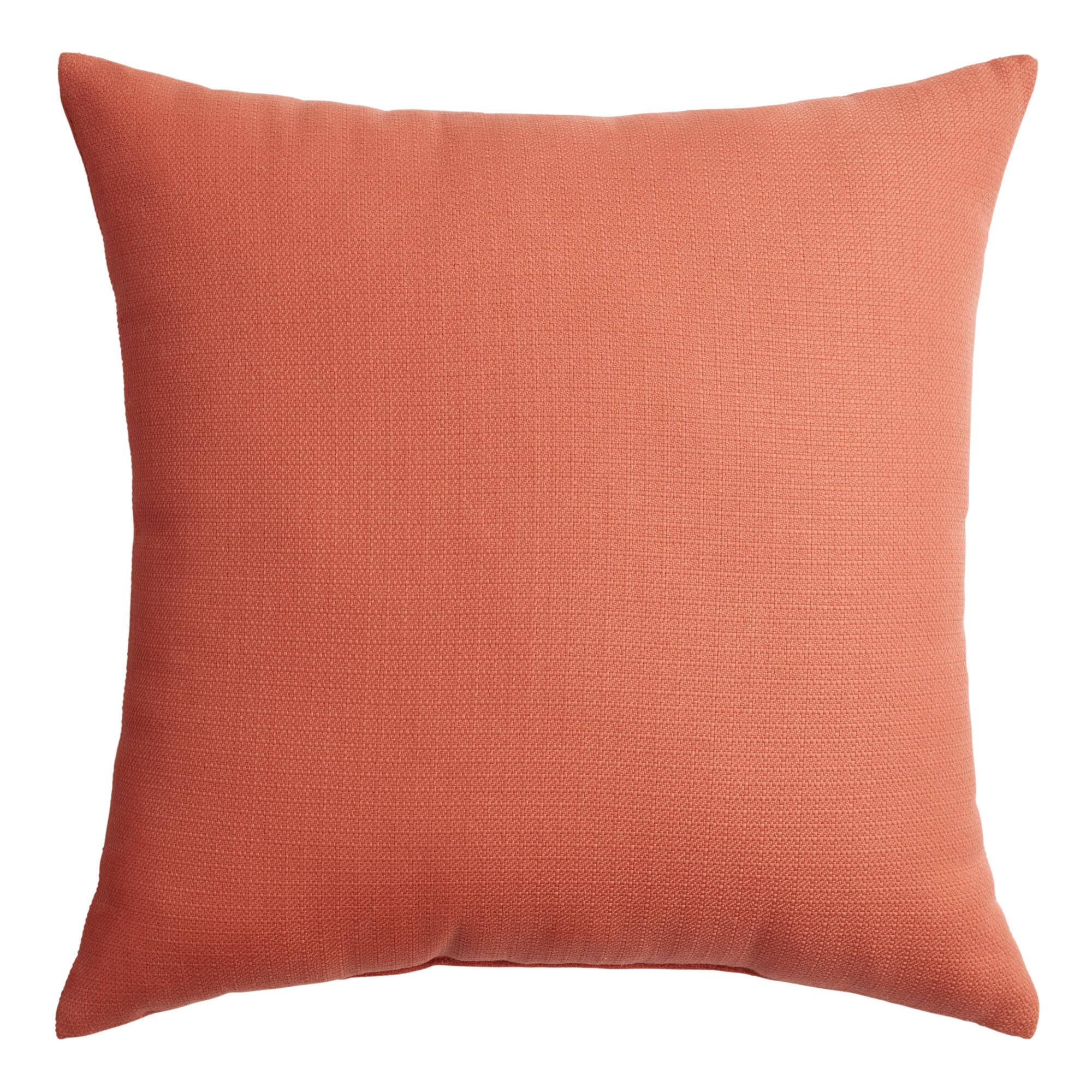 Solid Outdoor Throw Pillow World Market