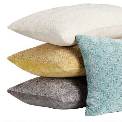 Textured Luxe Lumbar Pillow