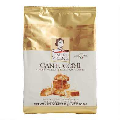 Matilde Vicenzi Cantuccini Almond Biscuits