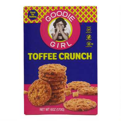 Goodie Girl Toffee Crunch Cookies