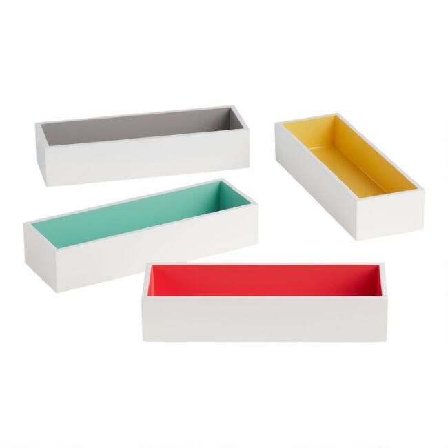 Lacquer Kinsley Pencil Tray