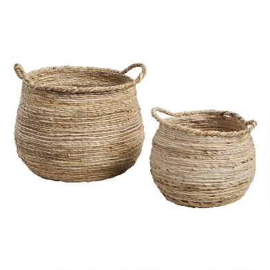 Handle & Tote Baskets