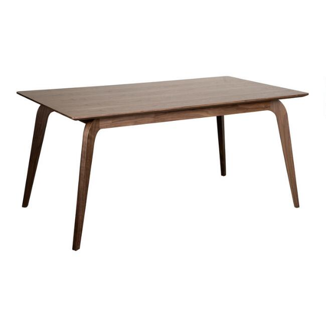 Walnut Wood Mercer Dining Table