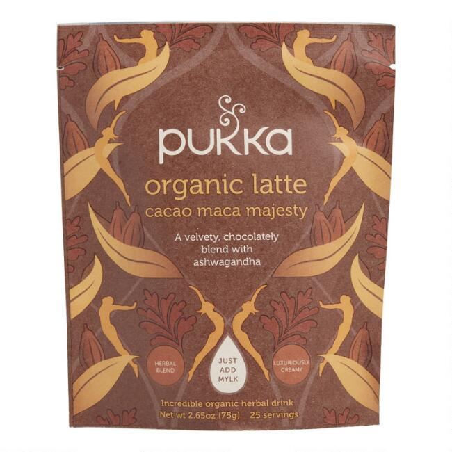 Pukka Cacao Maca Magic Latte Mix
