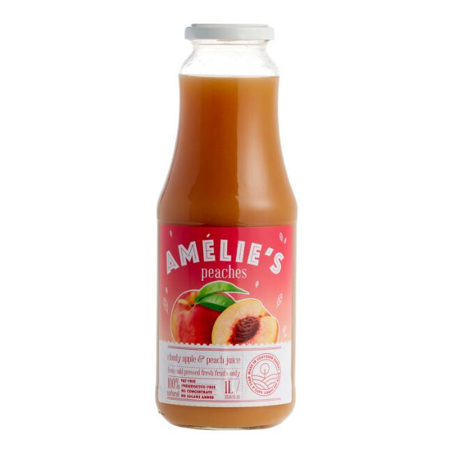 Amelie's Apple And Peach Juice