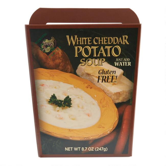 Plentiful Pantry White Cheddar Potato Soup