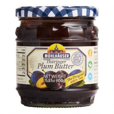 Muhlhauser Plum Butter