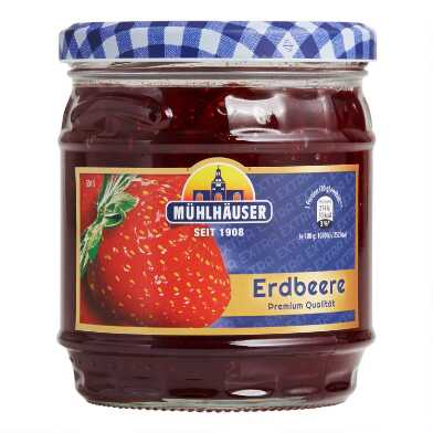 Muhlhauser Strawberry Jam