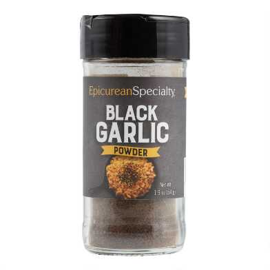 Epicurean Specialty Black Garlic Powder