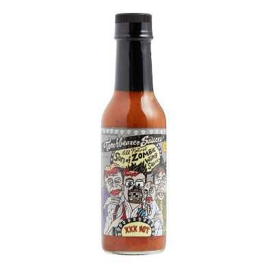 Torchbearer Sauces Son of Zombie Wing Sauce
