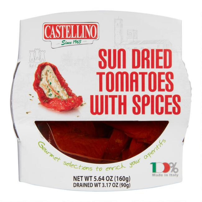 Castellino Sundried Tomatoes With Spices