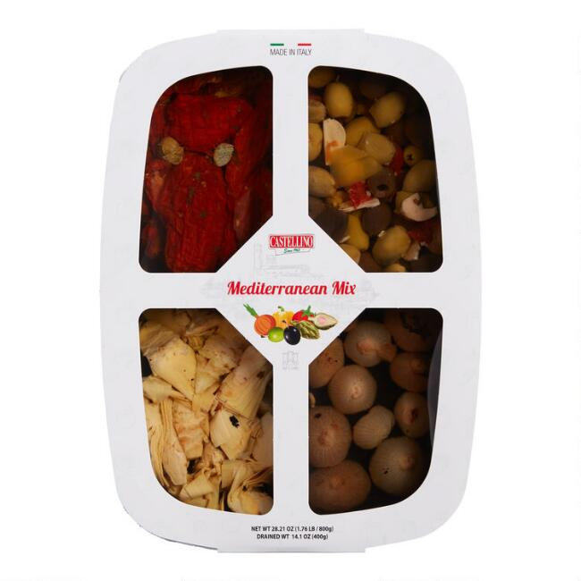 Castellino Mediterranean Vegetable Mix