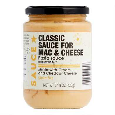 Classic Mac And Cheese Sauce